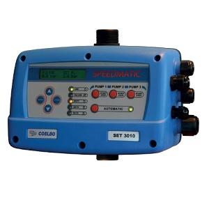 Variador de frecuencia grupos de presión dobles y triple