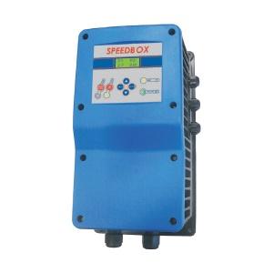 Variadores de frecuencia instalación en pared